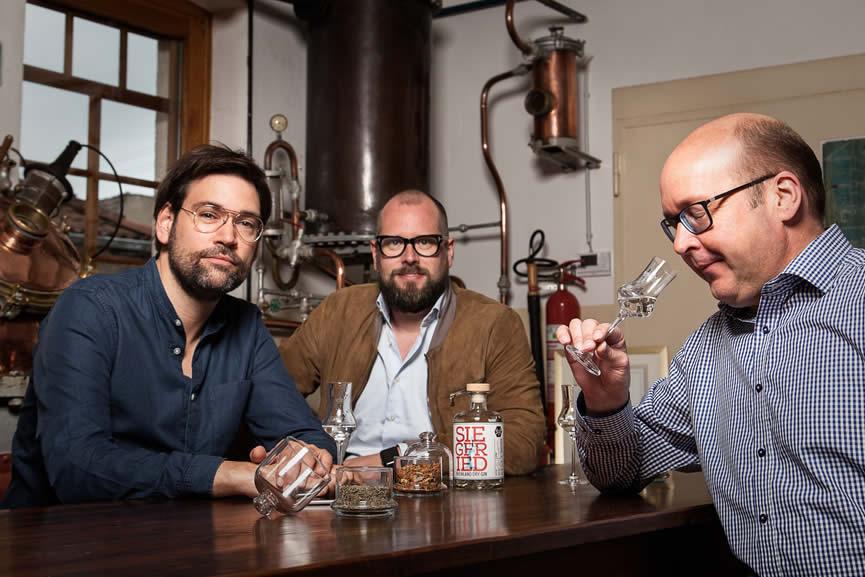 Siegfried Gin / Rheinland Distillers