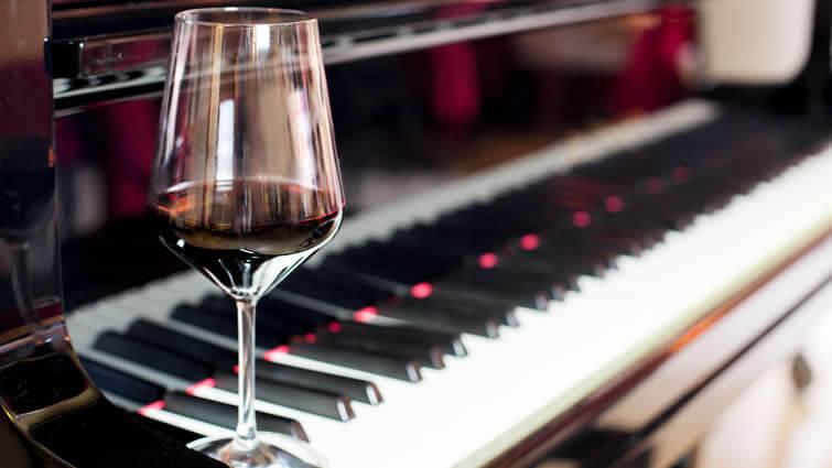 Rotwein Merlot