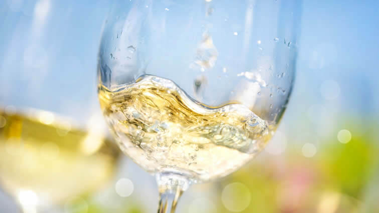 Weisswein Chardonnay