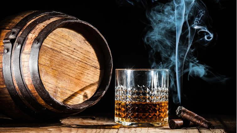 brauner Rum