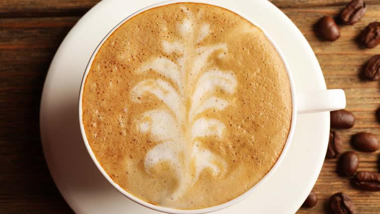 Cappuccino zubereiten