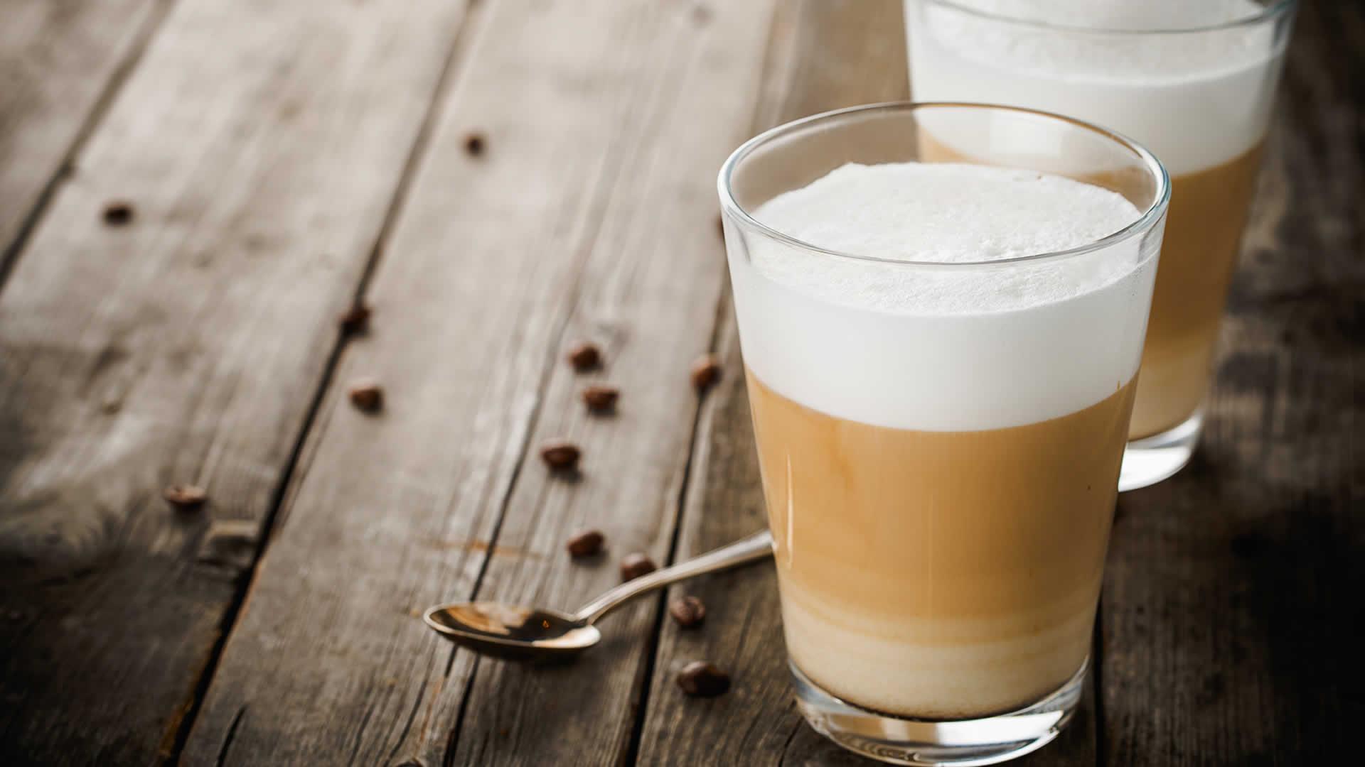 latte macchiato gesucht? alles zum thema kaffee gibts hier!