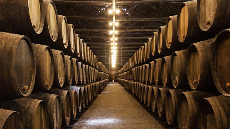 Weinkeller Porto