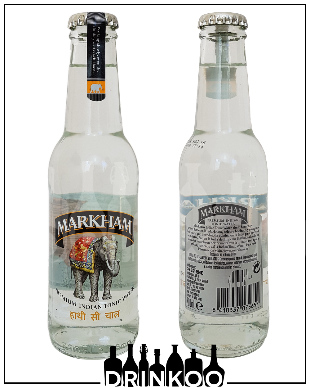Markham Premium Indian Tonic Water