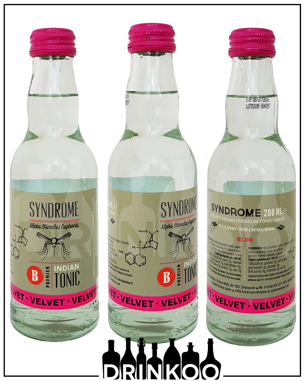 Syndrome Tonic Water