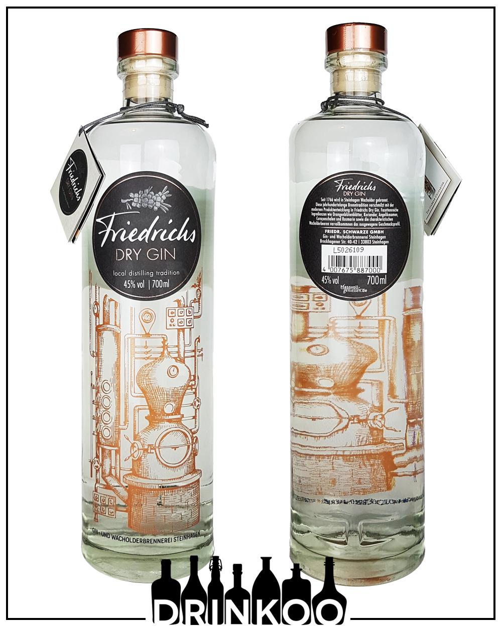 Friedrichs Gin kaufen