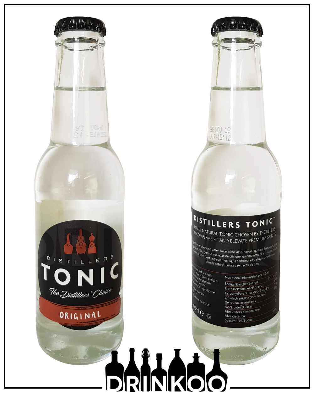 Distillers Tonic Water