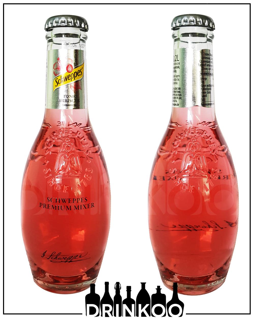 Schweppes Hibiscus Tonic Water