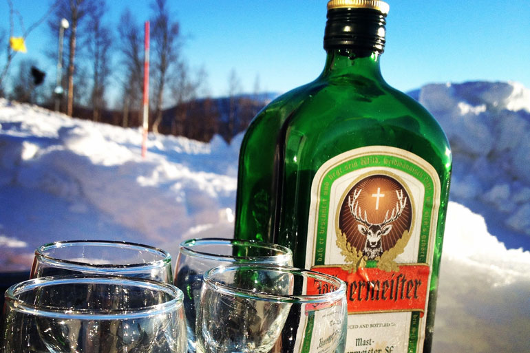 Jaegermeister Winter