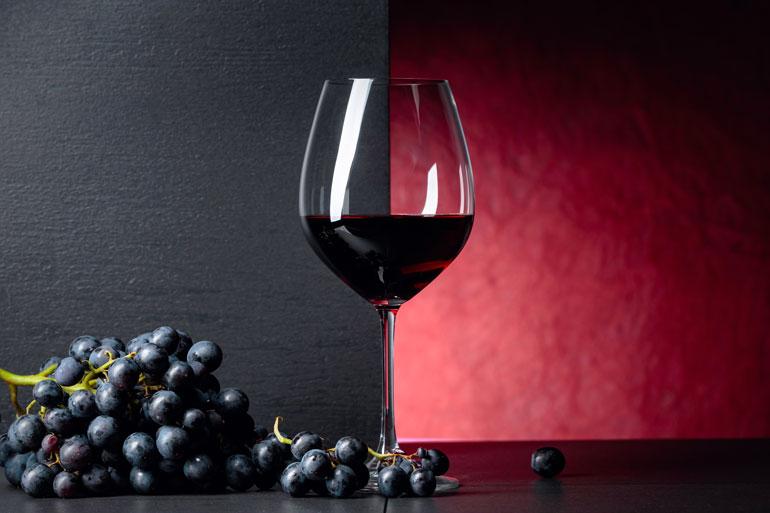 Wein Bordeaux