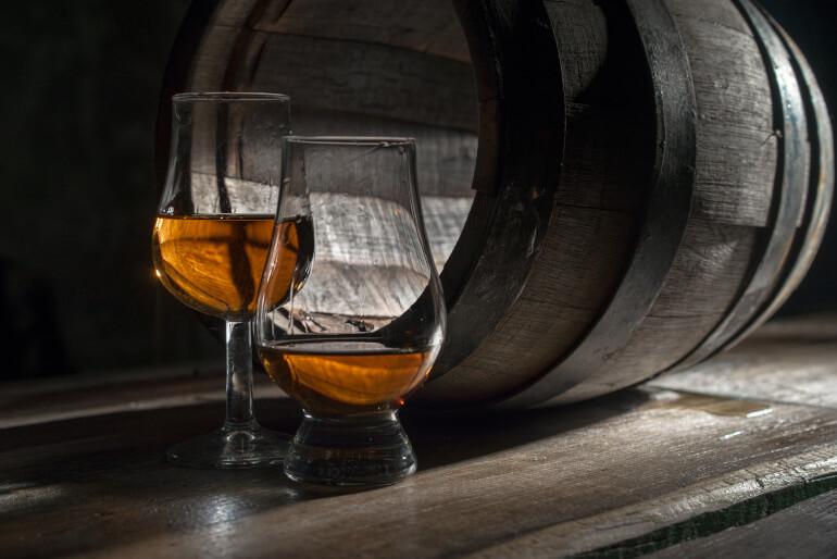 Scotch Fass