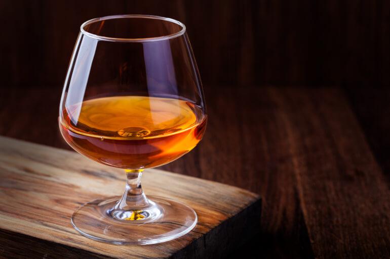 Weinbrand Cognac