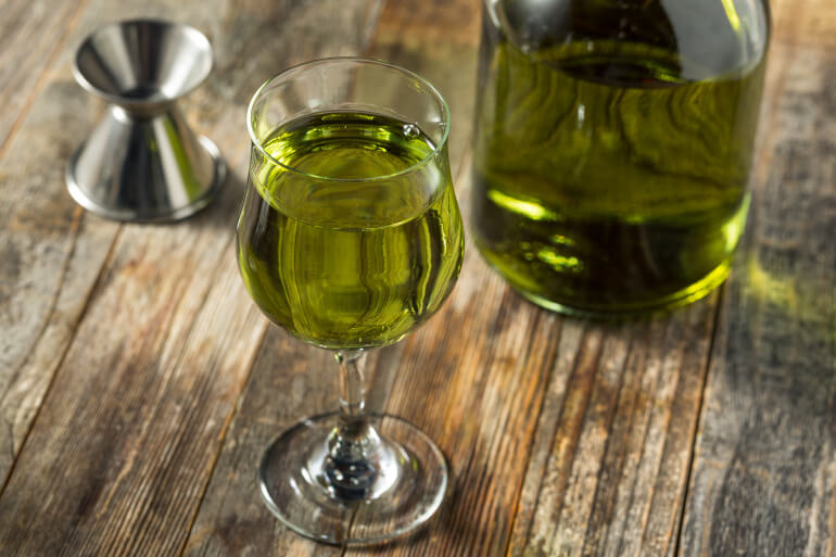 Chartreuse Spirituose